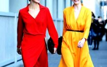 Як одягатися повним жінкам за 40, 45, 50, 60 років.